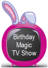 Zany Magician for Kids Birthday Parties