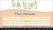 Party Planner - Truly Yours Planning