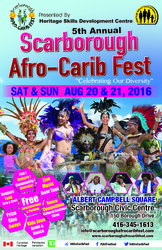 Scarborough Afro-Carib Fest