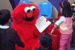 TRIBUTE TO ELMO PARTIES FOR TODDLERS TORONTO